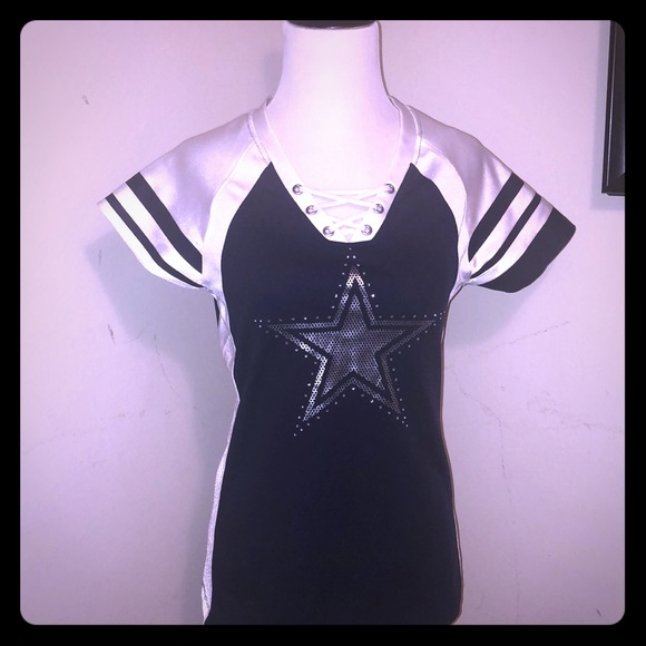 dallas cowboys women's jersey dress
